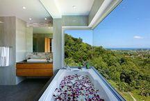 Salles de bain de rêve