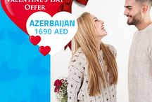Valentines Day Tour Packages From UAE