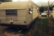 kit vintage trailer
