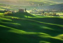 Tuscany Chianti Area