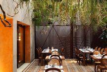 Roof top Lounge - Garden