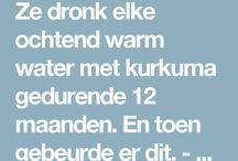 Gezond drankje