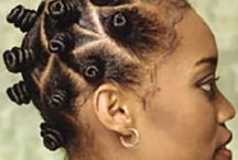 Tatyanna's Hair - Styles and care