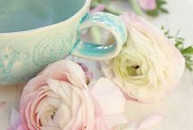 Pink and Teal / by Jennifer Kavazovic