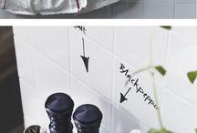 Casa - organizzare la casa / Idee per organizzare meglio gli spazi della casa