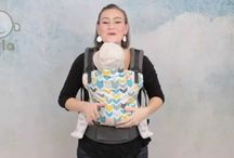 Tula Baby Carrier - How to use & Tips / Tula Baby Carriers are very popular, these videos will show you how to use your Tula and give you some tips to give you a comfortable fit!