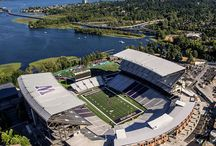 Best Places to Watch a College Football Game / It doesn't matter who you cheer for, these stadiums are unbelievable! / by Prep Sportswear