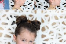 Children's Hair Styles by Pinterest. / Hair ideas for Children.