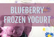 Healthy/Frozen Yougurt/Smoothies