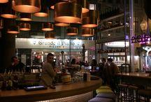 Restaurant+Design / Restaurants where design and food meet