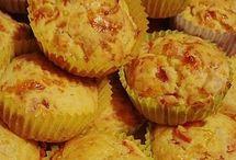 herzhafte Muffins