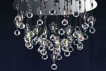 Crystals and Chandeliers / Designer Lighting from Asco Lights