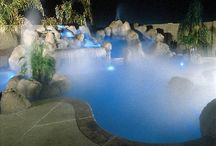 Spooky Pool Parties / Using your pool for an awesome Halloween Party!