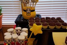 STAR WARS BY THATA PARTY IDEAS