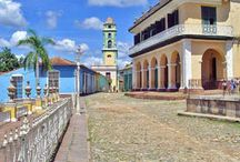 "Trinidad Colonial Hotels / All the Hotels in Trinidad Cuba are listed below, the historic city of Trinidad is a ""must see"" city in Cuba. Founded by slave traders and sugar barons, the city is picture postcard perfect!  / by Hotels Cuba"