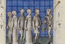 MS - Poesies (Guillaume de Machaut) [ca. 1350-1355]