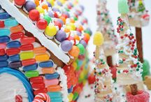 Candy Cottage Decorating Ideas