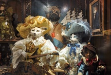 Dolls and costumes