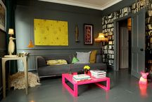 Living Rooms / by Lourdes Tome