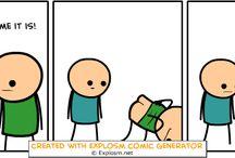 C&H Random Comics