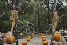 Halloween Theme Weddings / Come and take at look at our board for inspiration for Halloween Weddings.