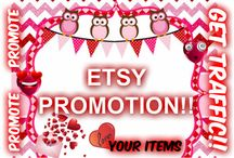 Etsy Promotions / Pin here to Favorite items and BE FAVORITED  >>> SUPPORT HANDMADE!! Everything is available for purchase! Businesses can add as much as they like as long as a price is included in the description and the pin goes to a link where we can purchase. All businesses are welcome. Contact me TO GET ACCESS to the board. http://www.fiverr.com/lildiva ! Pin your deals as much as you would like!