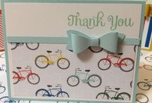 Cards - bike
