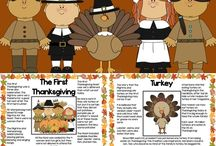 TPT Thanksgiving / by Big Ideas in Teaching