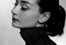 the legendary audrey hepburn / shez my favourite as her charm her accent n everythng cn mke ny1 her fan