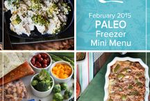 Paleo Mini February 2015 Menu / Relax and sit down to a satisfying bowl of One Pot Italian Chicken or Stuffed Pepper Casserole with this Paleo Mini February 2015 Menu. / by Once A Month Meals