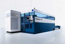 Our TRUMPF TruLaser 3030