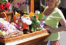 Rendezvényeken :) / Mese, játék, bábjáték http://www.aranytulipan.gportal.hu