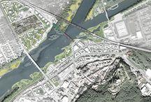 Resultados del Concurso Trenčín – City on the River / Resultados del Concurso Trenčín – City on the River