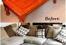 Restaurering av møbler