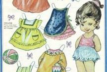 paper dolls / by Assumpció Bayego