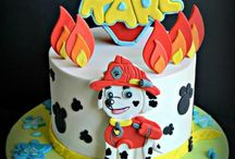 Paw Patrol Bday / by Ginger Wilson