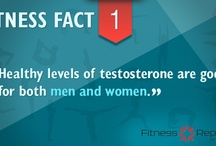 Fitness Facts / Here are some of the interesting facts about Fitness, Body and Health that you probably never knew. Knowing these should give you yet another reason to love your Body and take care of your Health.These Facts will change the way you think about your fitness lifestyle. / by Fitness Republic