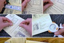 DIY Little Passports
