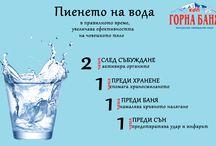 Кога да пием вода?