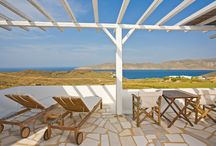 Executive Suite Sea View / Our brand new Executive Suite Sea View at Yakinthos Residence #yakinthos_residence #panormos #mykonos