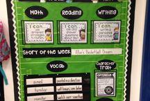 5th grade classroom setup