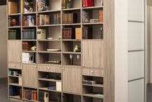 Architecture – Interior: Bookshelf