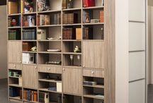 Interior – Bookshelf
