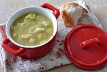 winter's comin' / soups and food for cold days