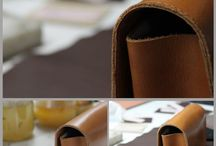 Leather Work / by Rasher Quivers