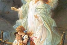 My Special Angel / Angel of God, my Guardian dear, to whom His love commits me here, ever this day/night be at my side, to light and guard, to rule and guide. Amen.