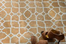 F A S A L D O / Fasaldo is a mosaic designed by Paul Schatz for New Ravenna's Parterre Collection. / by New Ravenna