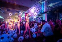 Girls / Beautiful girls in beautiful casino. Sochi Casino & Resort