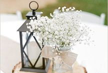 Wedding flowers deco