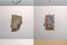 буквицы